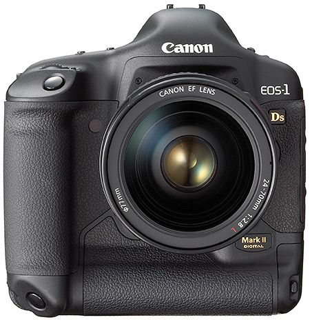Ремонт Canon 1Ds Mark II