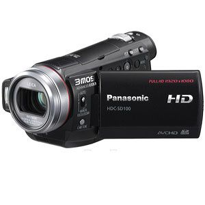 Ремонт Panasonic HDC-SD100