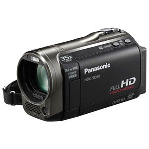 Ремонт Panasonic HDC-SD60