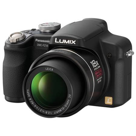 Ремонт Panasonic DMC-FZ18