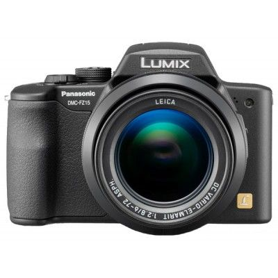 Ремонт Panasonic DMC-FZ15