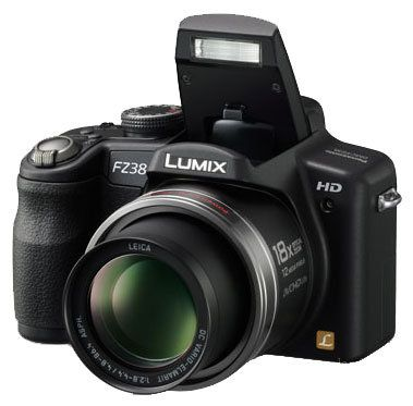 Ремонт Panasonic DMC-FZ38